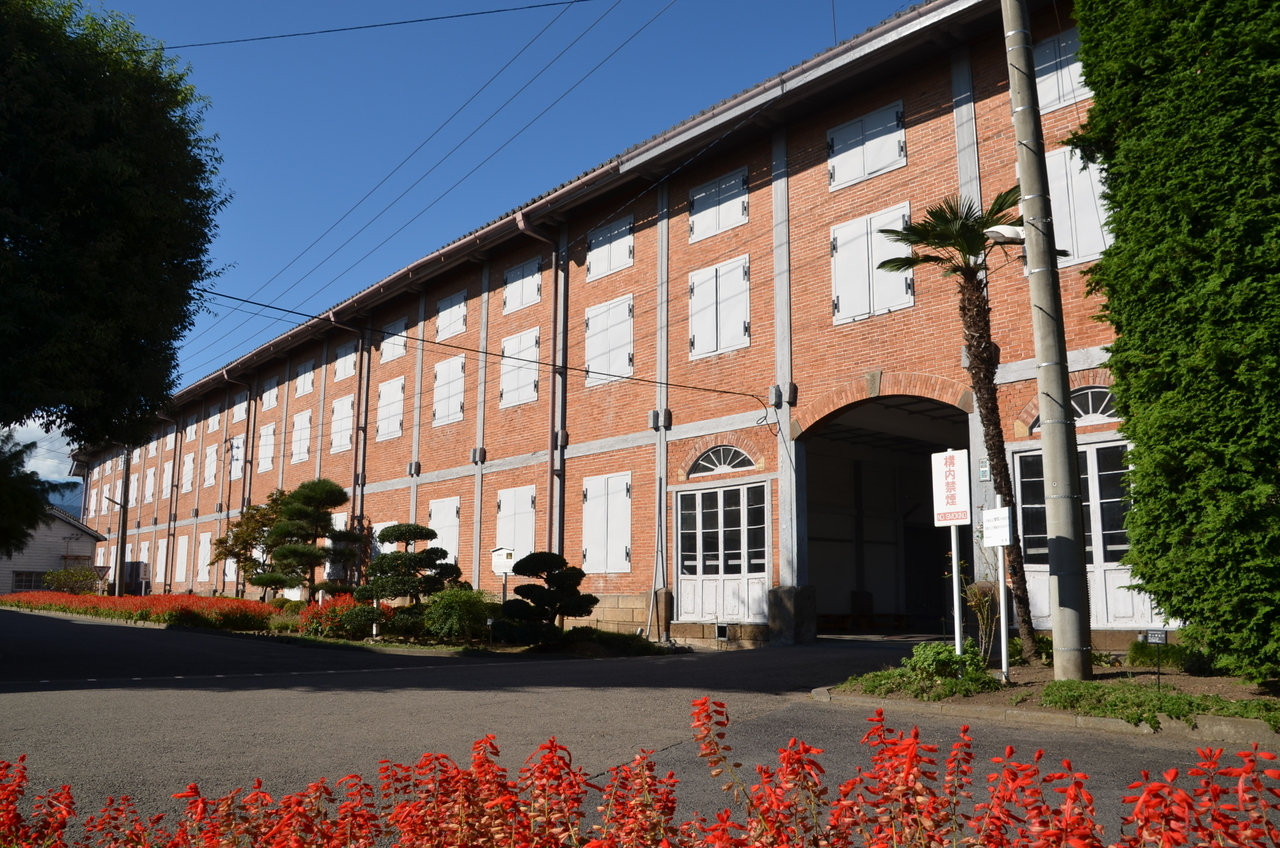 Tomioka Silk Mill and Related Sites