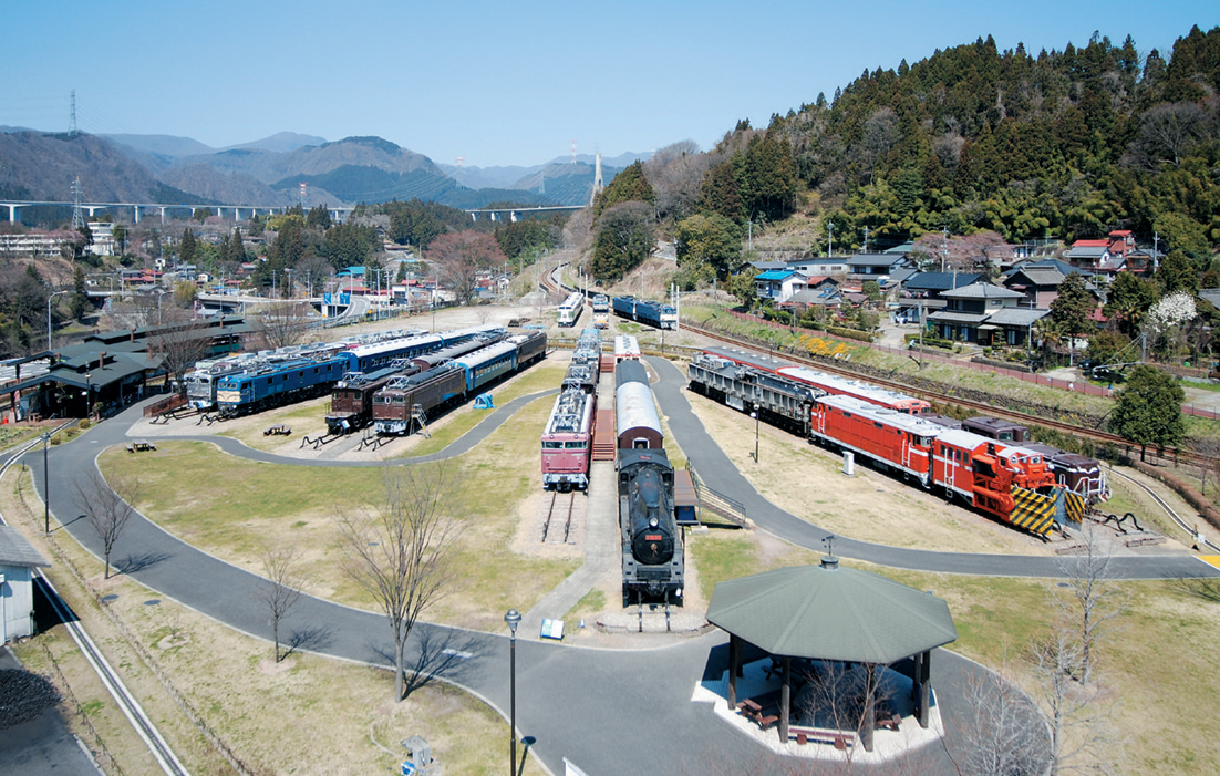 Usui Pass Railway Heritage Park 2 (One minute by foot from Tokyoya)